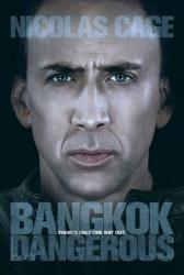 Bangkok Dangerous movie poster [Nicolas Cage] 27x40 advance