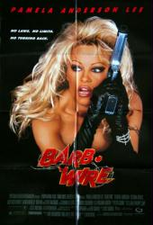 Barb Wire movie poster [Pamela Anderson Lee] original 27x40 one-sheet