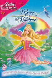 Barbie Fairytopia: Magic of the Rainbow movie poster (2007)