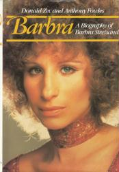 Barbra Streisand biography: Barbra (Hardback Book/1981) Zec & Fowles