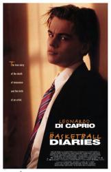 The Basketball Diaries movie poster [Leonardo DiCaprio] original 27x40