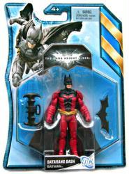 The Dark Knight Rises: Batarang Bash Batman action figure (Mattel)
