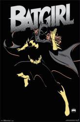 Batgirl poster: DC Comics (22x34) New