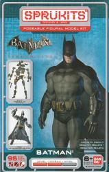 Batman Arkham City: Batman Sprukits Poseable Figural Model Kit (2014)