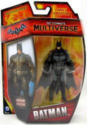 DC Comics Multiverse Batman Arkham Origins action figure (Mattel/2014)