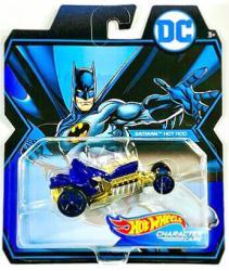 Hot Wheels Character Cars: DC Batman Hot Rod die-cast vehicle
