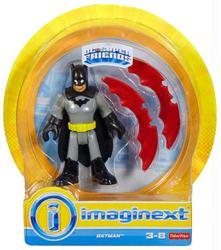 Imaginext DC Super Friends: Batman figure (Fisher Price/2015)