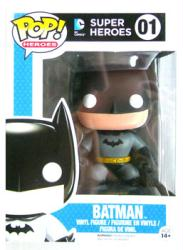 Pop Heroes DC Universe: Batman vinyl figure (Funko)