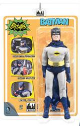 "Batman Classic 1966 TV Series 3: Batman 8"" action figure [new sculpt]"