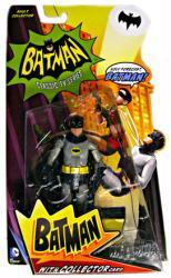 Batman 1966 TV Series: Batman action figure (Mattel/2013)