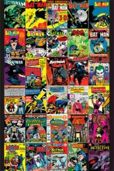 Batman poster: Classic Comic Book Covers (24'' X 36'') DC Comics