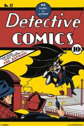 Batman poster: Detective Comics Issue 37 cover (24 X 36)