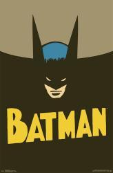 Batman poster: Vintage-look (22x34) DC Comics