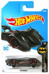 Hot Wheels Batman: Batmobile die-cast vehicle #5/5 (Mattel/2015)
