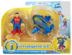 Imaginext DC Super Friends Battle Armor Superman figure (Fisher Price)