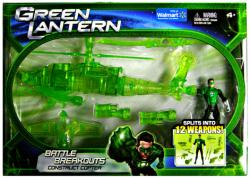 Green Lantern [Battle Breakouts] Construct Copter & Hal Jordan figure