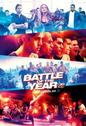 Battle of the Year movie poster [Josh Holloway & Chris Brown] 27 X 40