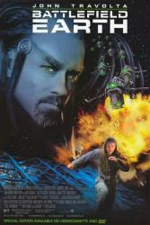 Battlefield Earth movie poster [John Travolta] 27x40 video poster