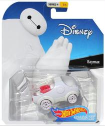 Hot Wheels Character Cars: Disney Baymax die-cast vehicle