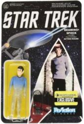 Star Trek: Beaming Spock ReAction figure (Funko/2015)