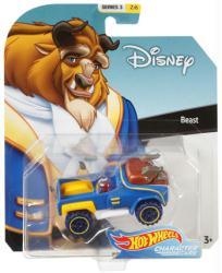 Hot Wheels Character Cars: Disney Beast die-cast vehicle
