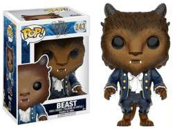 Pop! Disney: Beast vinyl figure #243 (Funko) Beauty and the Beast