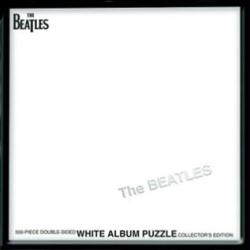 The Beatles jigsaw puzzle: White Album 500-piece Double-Sided puzzle