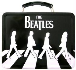 The Beatles: Abbey Road collectible Lunch Box Tin Tote