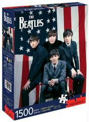 The Beatles jigsaw puzzle: American Flag (Aquarius) 1500 piece