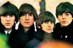 Beatles poster: Beatles For Sale (36x24) album art