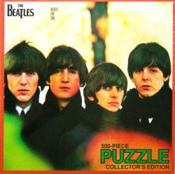 Beatles jigsaw puzzle: Beatles For Sale (USAopoly/2010) 500 piece