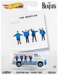 Hot Wheels: The Beatles Help! Custom GMC Panel Van die-cast