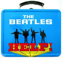 The Beatles: Help! collectible Lunch Box Tin Tote