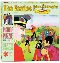The Beatles jigsaw puzzle: Yellow Submarine (USAopoly/2009) 500-piece