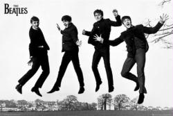 Beatles poster: Jump (36'' X 24'') New