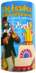 Beatles Yellow Submarine model kit: Paul McCartney (Polar Lights/2011)
