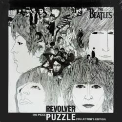 The Beatles jigsaw puzzle: Revolver (USAopoly/2009) 500-piece