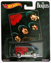 Hot Wheels: The Beatles Rubber Soul Ford Transit Supervan die-cast