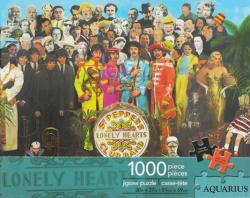 The Beatles jigsaw puzzle: Sgt Pepper's (Aquarius) 1000 piece