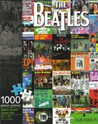 The Beatles jigsaw puzzle: Singles Covers (Aquarius) 1000 piece
