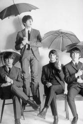 Beatles poster: Umbrellas (24'' X 36'' poster) New