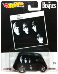 Hot Wheels: The Beatles With the Beatles Quick D-Livery die-cast