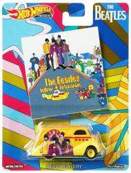 Hot Wheels: The Beatles Yellow Submarine Deco Delivery die-cast