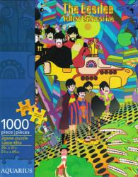 The Beatles jigsaw puzzle: Yellow Submarine (Aquarius) 1000 piece
