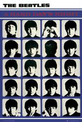 The Beatles poster: A Hard Day's Night (24x36) album art
