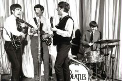 Beatles poster: Early Sessions (36'' X 24'') New