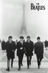 The Beatles poster: Eiffel Tower (22x34) New