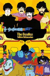 The Beatles Yellow Submarine poster: Two Worlds (22x34)