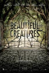 Beautiful Creatures movie poster (2013) original 27'' X 40'' advance
