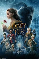 Beauty and the Beast movie poster (22x34) [Emma Watson] 2017
